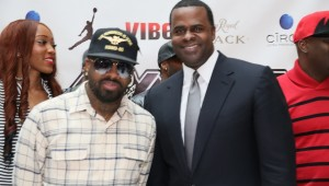 JD and Mayor Kasim Reed rszd